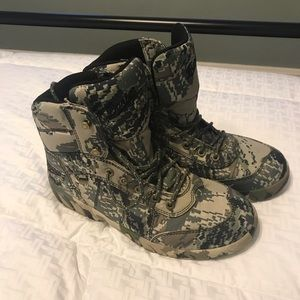 """Men's """"Military"""" boots"""